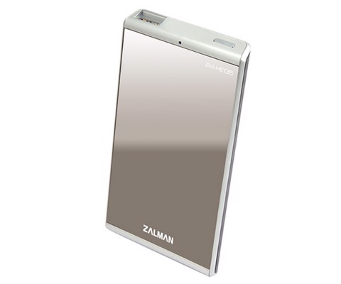 Zalman HE135 -  Encryption Aluminium  External HDD Box