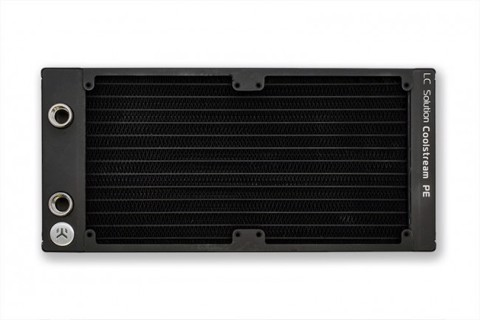 EK-CoolStream PE 240 (Dual) - Radiator