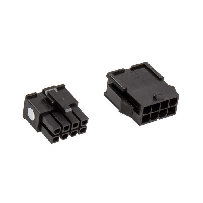 CableMod Connector Pack – 8 pin EPS – Black