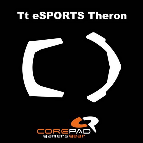 Corepad Skatez Pro for  Tt eSPORTS Theron  -100% PTFE Mouse feet