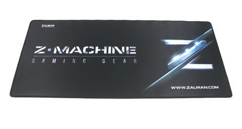 Zalman GP1 - Extended Gaming Mouse Pad