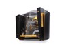 In-Win S-Frame Black/Gold Limited Edition - Luxury Case