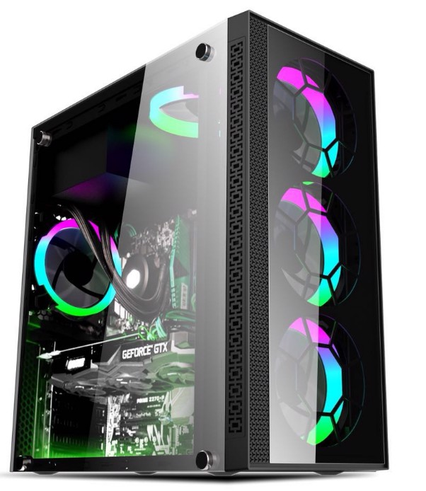 Infinity Flash - 2 Sides tempered glass