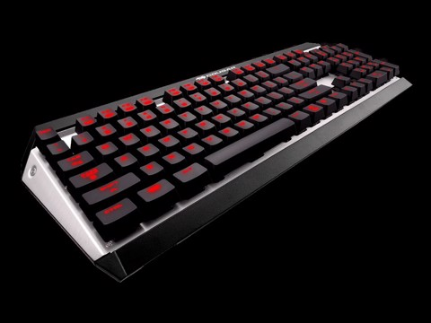 Cougar Attack X3 Premium - Cherry MX Mechanical Aluminium Gaming Keyboard