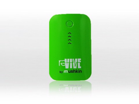 Mushkin reVIVE®  — 6600mAh Power Bank