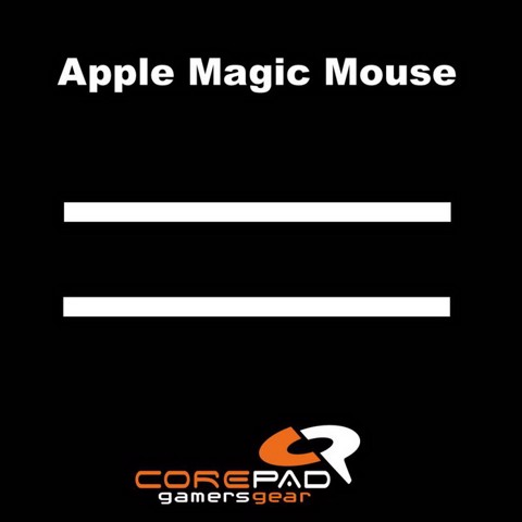 Corepad Skatez Pro for Apple Magic Mouse -100% PTFE Mouse feet