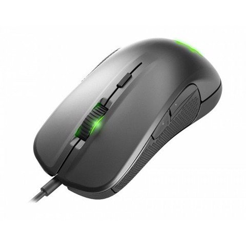 SteelSeries Rival 300 Silver - Mouse