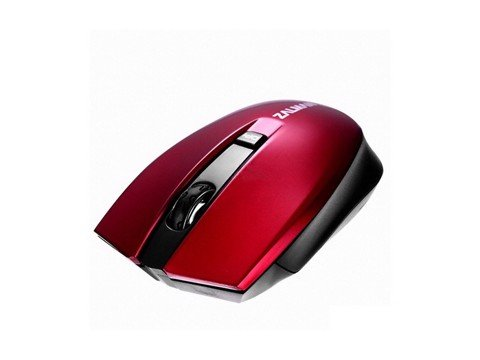 Zalman M520W Red - Wireless Optical Mouse
