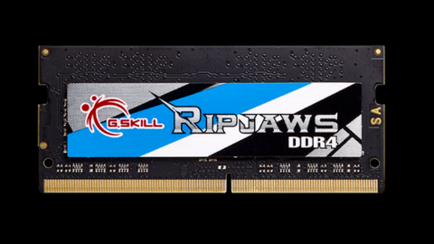 Gskill Ripjaws 4GB (1x4GB) Bus 2400 DDR4 for Laptop