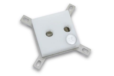 EK-Supremacy EVO White Edition - Cpu Block
