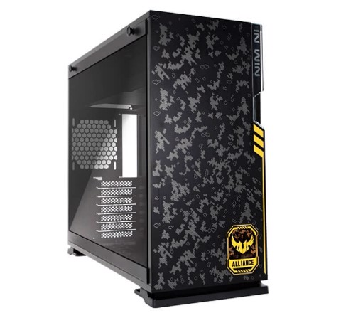 In-Win 101 TUF - Full Side Tempered Glass Mid-Tower Case