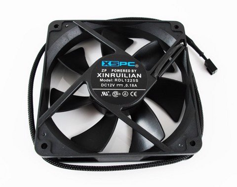 XSPC 120mm 1650RPM - Radiator Fan