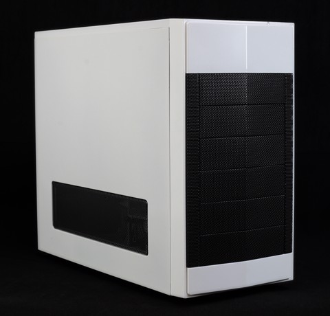HiGamer Nano Pure White - Mini Tower Case
