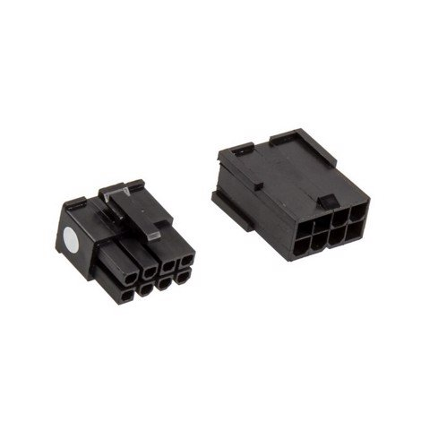 CableMod Connector Pack – 8 pin PCI-e – Black