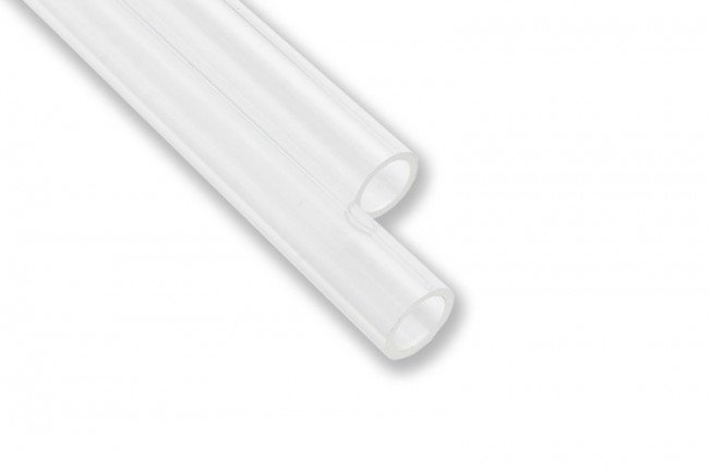 EK HD PETG Tube 10/12mm 500mm (2pcs)