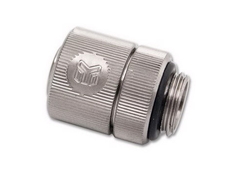 EK-CSQ 13/10 G1/4 Silver Compression Fitting