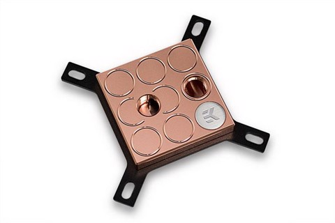 EK-Supremacy Original CSQ - Full Copper Cpu Block
