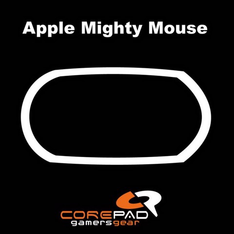 Corepad Skatez Pro for Apple Mighty Mouse -100% PTFE Mouse feet