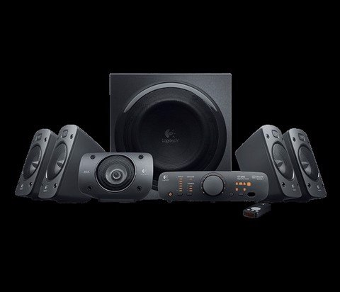 Logitech Z906 5.1 -500W RMS THX Certified Speakers