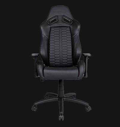 Anda Seat Dark - Full PVC Leather 4D Armrest Kingsize Gaming Chair
