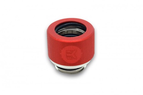 EK-HDC Fitting 12mm G1/4 - Red