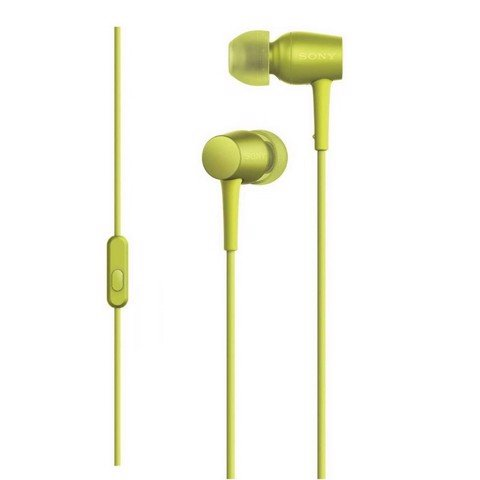 Sony MDR-EX750AP Yellow - Hi Res Earphone