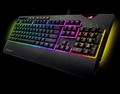 Asus ROG Strix Flare Cherry MX Blue Switch Mechanical Keyboard