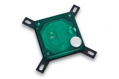 EK-Supremacy EVO Green Edition - Cpu Block