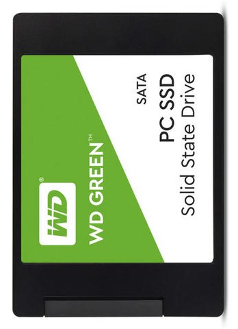 Western Digital Green G2 120GB -  Sata 3 SSD