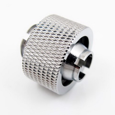 XSPC 3/8 - 5/8 Chrome Compression Fitting