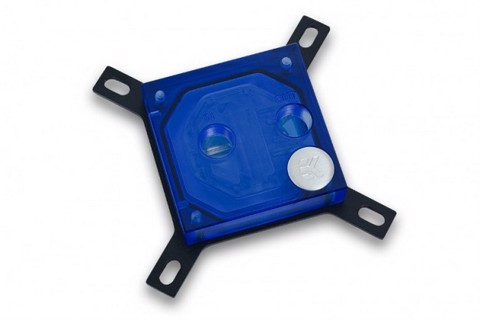 EK-Supremacy EVO Blue Edition - Cpu Block