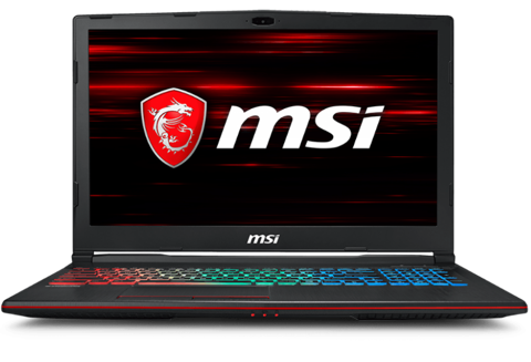 MSI GP63 8RE-249VN GAMING LAPTOP