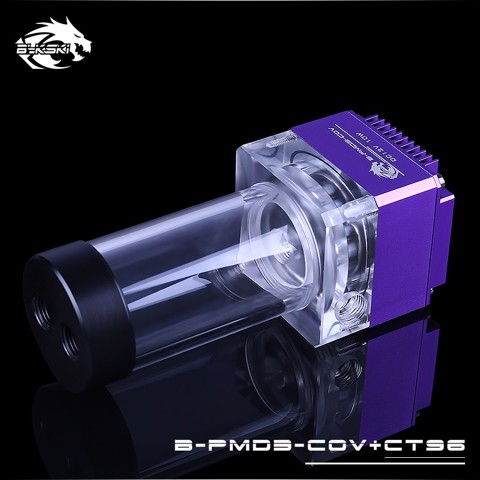 Bykski B-PMD3-COV+CT96 Purple- Water Pumb
