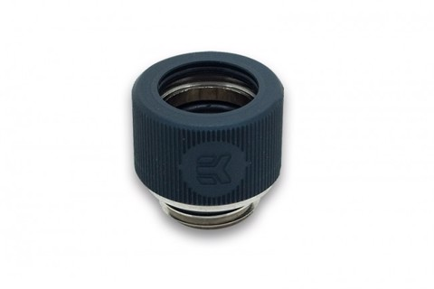 EK-HDC Fitting 12mm G1/4 - Elox Black