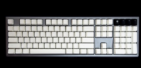 Tai-HTai-Hao Double Shot ABS Single Tone Cotton Candy - Full 104 keys  ao