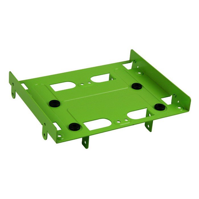Sharkoon 5.25 Bay Extension Green