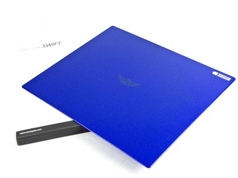 Zowie Swift Blue - Hard Surface Mousepad