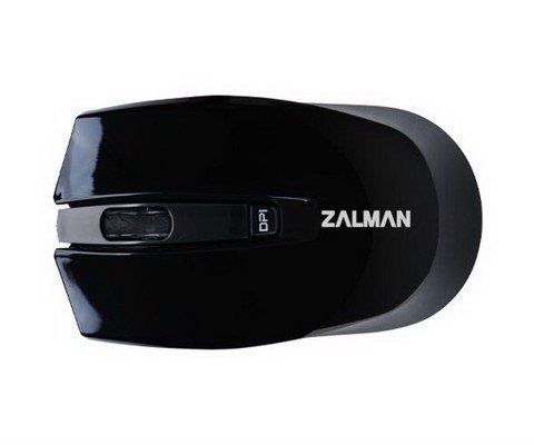 Zalman M520W Black - Wireless Optical Mouse