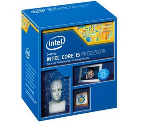 Intel Core i5-4460 3.1GHz (3.4GHz Turbo Boost ) Haswell Refresh LGA 1150