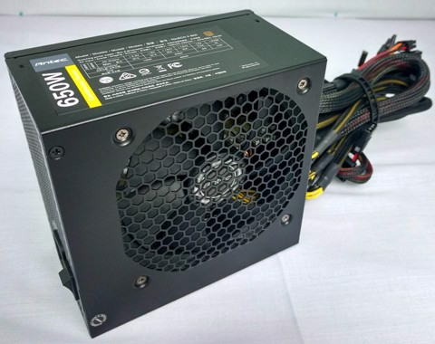 Antec Neo ECO II 650W- 80 Plus Bronze PSU