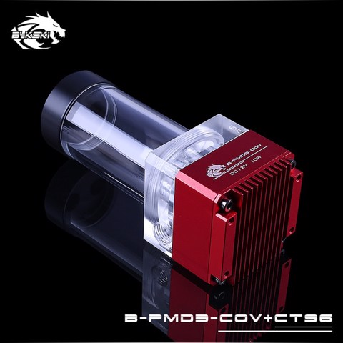 Bykski B-PMD3-COV+CT96 Red - Water Pumb