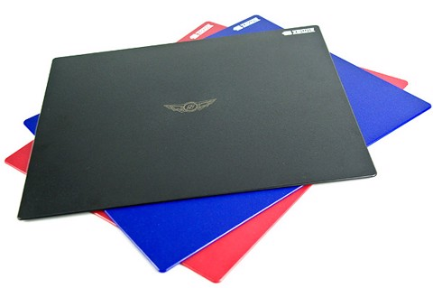 Zowie Swift Black - Hard Surface Mousepad