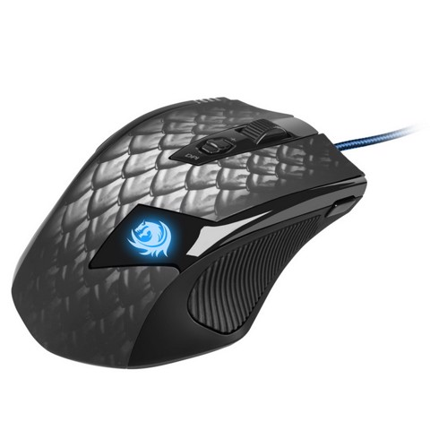 Sharkoon Drakonia Black - Avago 9800 Gaming Mouse