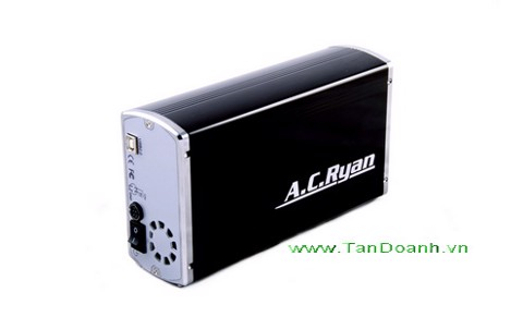 AC-Ryan AluboxDuo™ ONE