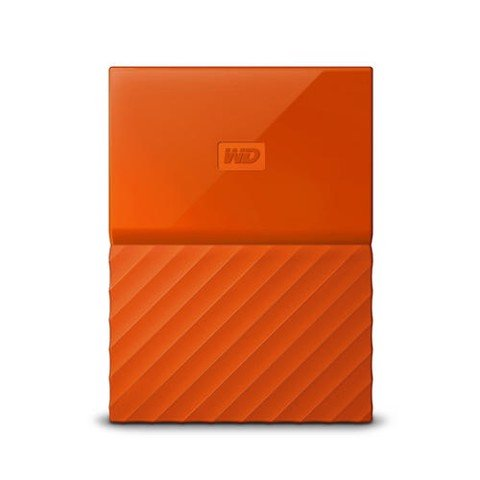 Western Digital My Passport Portable Storage 2.5