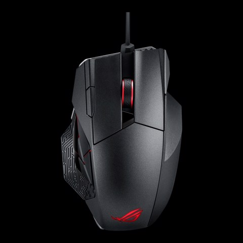 Asus ROG Spatha - Super MMO Gaming Mouse