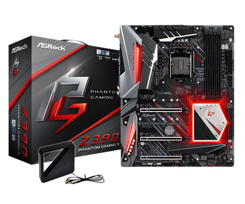 Asrock Z390 Phantom Gaming 9 - Socket 1151v2