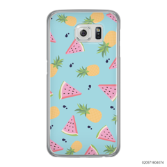 PINAPPLE AND WATERMELON - Samsung Galaxy S6 Edge