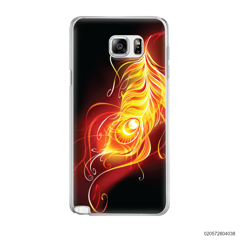 FIRE FEATHER - Samsung Galaxy Note 5