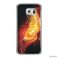 FIRE FEATHER - Samsung Galaxy S6 Edge